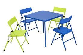 Cosco Folding Chairs Canada by Cosco Kid U0027s Folding Table U0026 Chair Set Walmart Canada