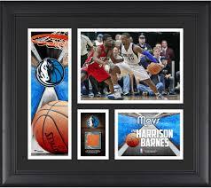 Harrison Barnes Dallas Mavericks Framed 15