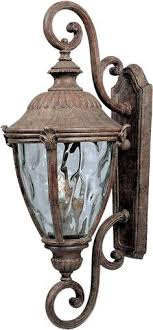 bellagio collection 24 high outdoor wall light the o jays