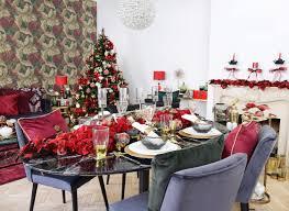 öses weihnachtsfest in rot grün