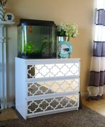 Vanity Table Ikea Hack by Malm End Table