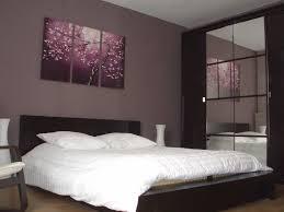 chambre couleur prune et gris couleur mur chambre adulte idées décoration intérieure farik us