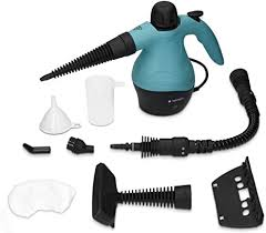navaris mehrzweck dfreiniger elektrisch 360ml mehrere aufsätze und zubehör df reiniger für teppich boden fliesen bad autositze polster