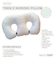 Twin Z Breastfeeding Pillow Review • The Wise Baby