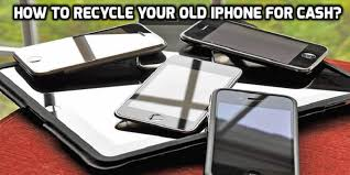 How to Recycle your Old iPhone for Cash