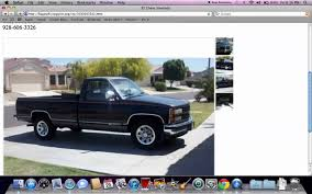 100 Cars And Truck For Sale By Owner Craigslist S Phoenix Limastanitocom