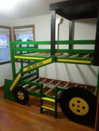 John Deere Toddler Bedding by John Deere Tractor Bed Plans Wonder If It Comes In A Double