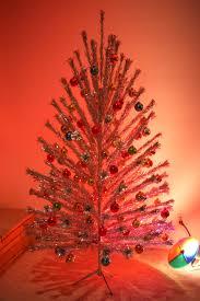 Rotating Color Wheel For Aluminum Christmas Tree by Buying A Vintage Aluminum Christmas Tree Suburban Pop