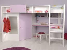 lit avec bureau int r lit lit avec bureau de luxe lit mezzanine dressing beds 3 lit