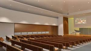100 Modern Church Interior Design Contemporary S Projects