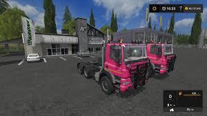 100 Euro Trucks EURO TRUCKS BY STEVIE FS17 Farming Simulator 17 2017 Mod