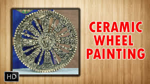 Learn Ceramic Wheel Painting