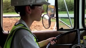 Alex Driving Dump Truck - YouTube