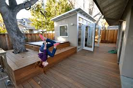 Www.studio-shed.com Kids Play Both Inside And Around The Studio ... Best 25 Treehouse Kids Ideas On Pinterest Kids Treehouse Designs And Youtube Play Houses Forts For Hip Cubby House Outdoor Backyard Wooden Houses 371 Best Extreme Playhouses Images Playhouse Registration Simple Amazoncom Kidkraft Toys Games Outside Play In This Fun Fort With Bridge Rockwall Decoration Ideas Adorable Brown Castle Style This Kidfriendly Backyard Renovation Took Only 3 Weeks To Fabulous Tree Design Which Is Completed With Unique Yard Games
