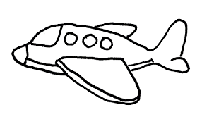 Free Worksheets Airplane Aeroplane Coloring Pages With Kindergarten