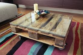 Europallets Furniture Table Living Room