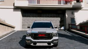 GMC Sierra 2017 - GTA5-Mods.com 1958 Gmc Pmarily Petroliana Shop Talk Napco 4x4 Pickup Trucks The Forgotten Owners Gmcs Ctennial Happy 100th To Photo Image Gallery 2017 Sierra 1500 Reviews And Rating Motor Trend Questions 1994 4l60e Transmission Shifting Crew Cab 2001 2007 3d Model Vintage Chevy Truck Searcy Ar 1959 550series Dump Bullfrog Part 1 Youtube Chevrolet Apache Classics For Sale On Autotrader Ez Chassis Swaps