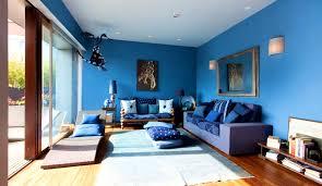 Royal Blue Bathroom Wall Decor by Bathroom Foxy Accent Walls Living Rooms Room Wall Blue Dark