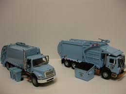 100 First Gear Garbage Truck City Of Chicago Front Load Rear Load Garbage Flickr