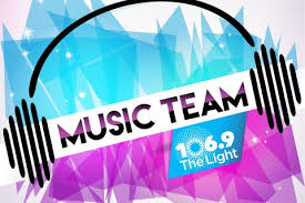 Join the 106 9 The Light Music Team 106 9 the Light