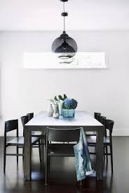 esszimmer in schwarz und weiß bild kaufen 12508681