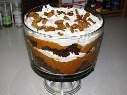 Pumpkin Cake Paula Deen by Paula Deen U0027s Pumpkin Gingerbread Trifle