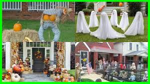 Outdoor Halloween Decorations 2017 by Best Halloween Decorations Outside Ideas 2017 Halloween