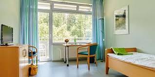 allergenarme patientenzimmer in der hautklinik