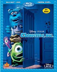 100 Blu Home Video Monsters Inc Pixar Wiki FANDOM Powered By Wikia