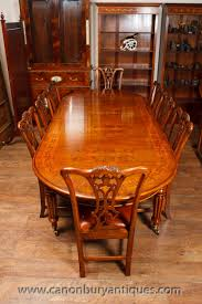 Whole Range Of Victorian Dining Tables And Sets Available To View In Our Canonbury Antiques Herts Showroom