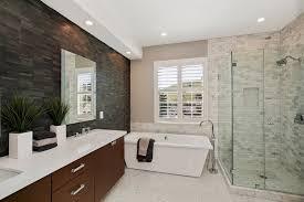 carrara marble beveled subway tile shower and bath walls