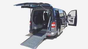 VW Transporter Rear Entry CD