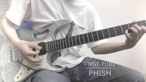 Bathtub Gin Phish Tab by First Tube Phish Cover Youtube
