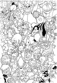 Sonic The Hedgehog Color Page Cartoon Characters Coloring Pages Plate Sheet