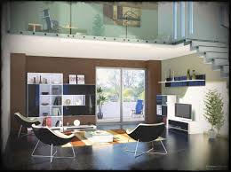 Loft Staircase In Modern Apartment Interior Design Ideas Like Follow Us Small