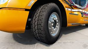 100 New Truck Tires Rims And Tires V121 For American Simulator