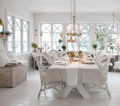 Shabby Chic Dining Room Wall Decor by Shabby Chic Interior Design And Ideas Inspirationseek Com