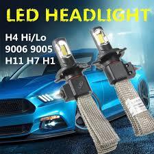 aliexpress buy 2x h1 h7 h11 9005 hb3 9006 car led cob