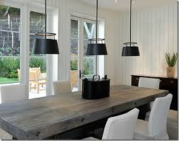 Creative Of Distressed Black Dining Room Table With And Chairs