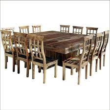 Dining Room Sets For 12 Photo 4 Of Large Square Table My Next