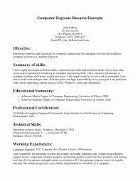 Quality Engineer Summary Statement Resume Examples Beautiful Best Custom Writing Pany