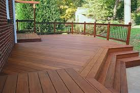 Ipe Deck Tiles This Old House by Exterior Decks Made Of Hardwoods Such As Ipe Meranti Mahogany