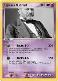 Pokemon Ulysses S Grant