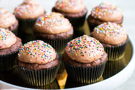 Easy Chocolate Pudding Cupcakes