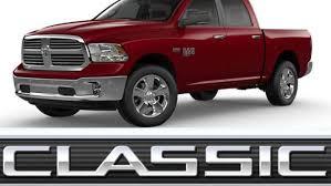 100 Truck Rim Brands The 2019 Ram 1500 Classic Is A Brandnew Old Pickup Fox News
