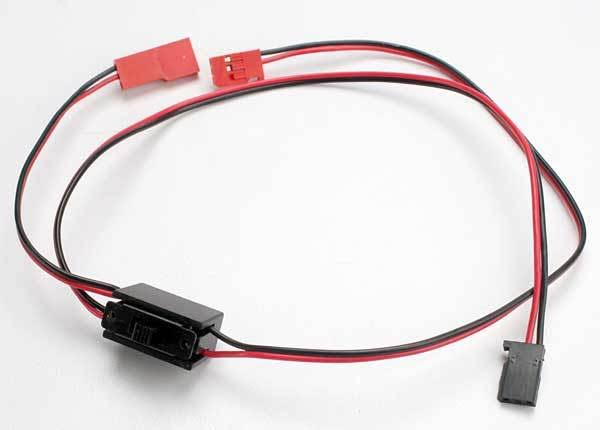 Traxxas Jato On-Board Radio System Wiring Harness