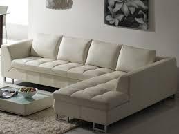 canape cuir vente unique canapé d angle en cuir de buffle alicante blanc angle droit