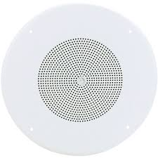 Sonance Stereo In Ceiling Speakers by Amazon Com Atlas Sound Sd72w 8
