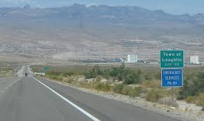 Nevada State Route 163 US 95 To AZ Line