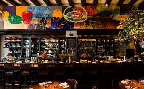 The Breslin Bar Dining Room Nyc by Affordable Michelin Starred Eats In Nyc Travel Leisure
